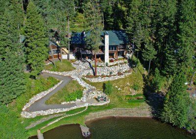 Swede Bay Lake Cabin – Lake Coeur d'Alene