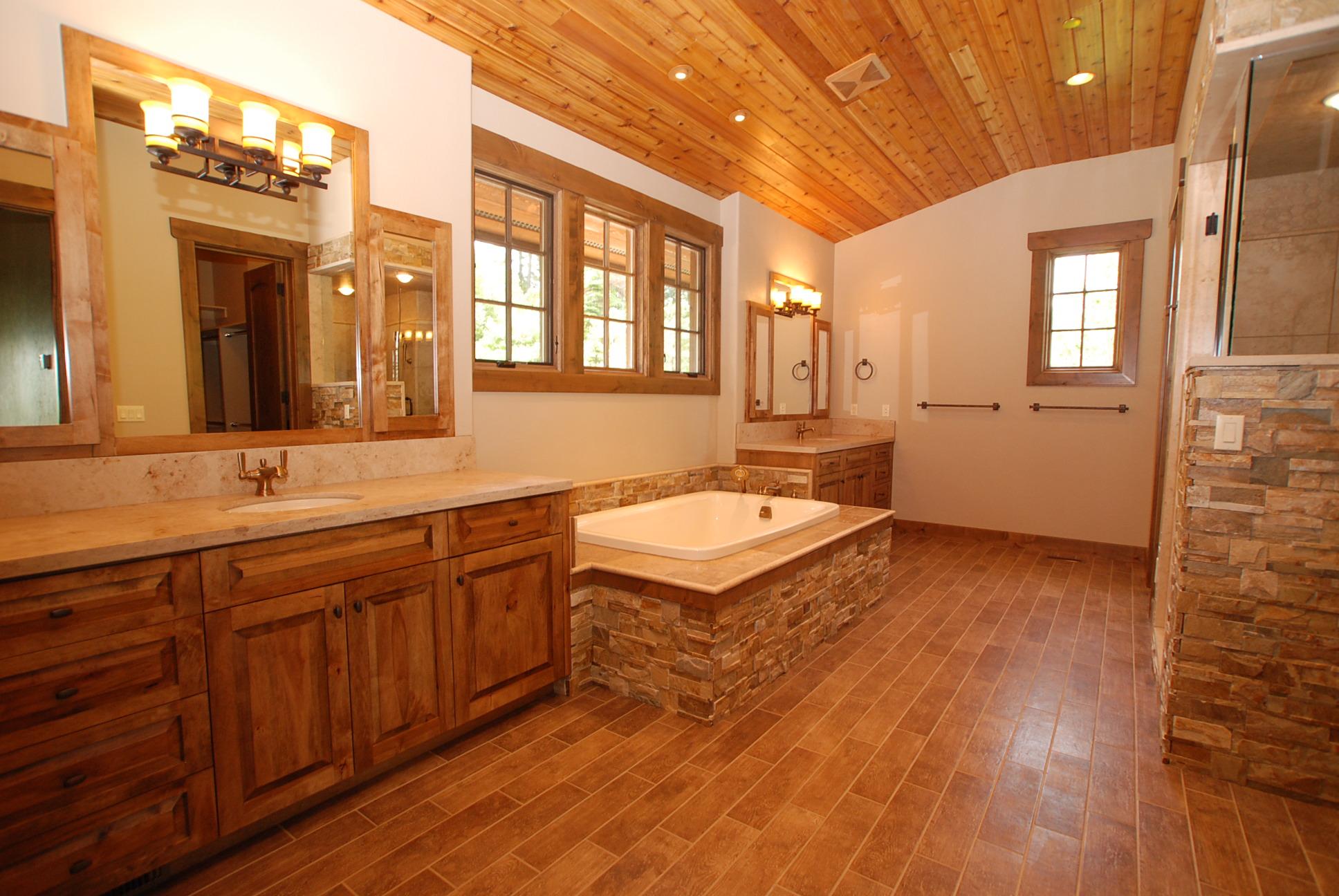 Gozzer Ranch Lot 10 Home by Matt Fisher of Shelter Associates