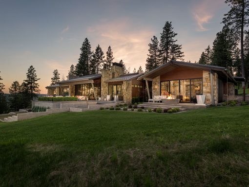 Black Rock Custom Home